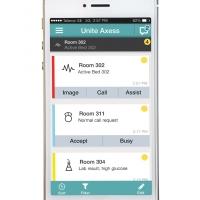 Ascom – egészségügyi munkafolyamat-támogató megoldások 1