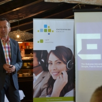 Egyre sikeresebb az ICT Partner Reggeli 8