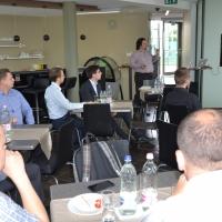 Enterprise Partner Reggeli a Palo Alto Networksszel 3