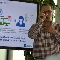 Enterprise Partner Reggeli a Palo Alto Networksszel 4