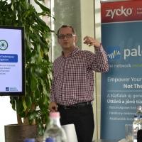Enterprise Partner Reggeli a Palo Alto Networksszel 5