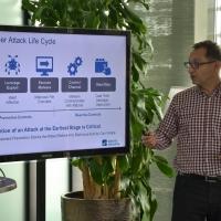 Enterprise Partner Reggeli a Palo Alto Networksszel 9