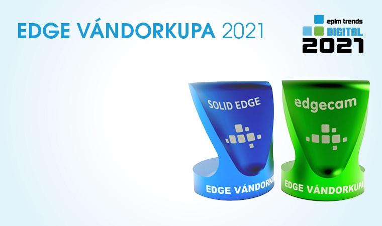 EDGE Vándorkupa 2021 – Enterprise PLM szakmai díj