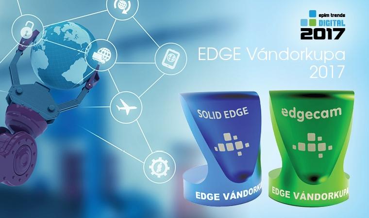EDGE Vándorkupa 2017 – Enterprise PLM szakmai díj