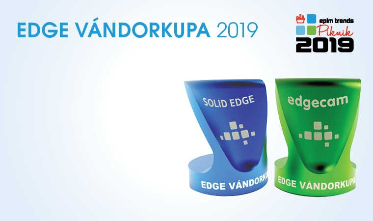 EDGE Vándorkupa 2019 – Enterprise PLM szakmai díj