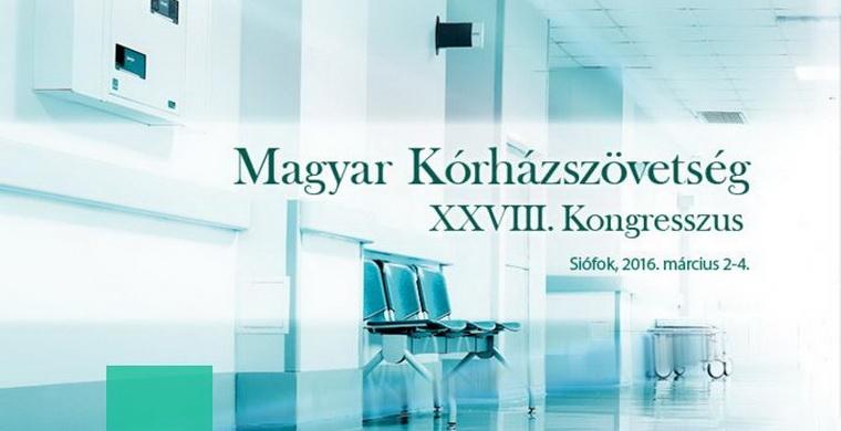 Magyar Kórházszövetség Kongresszus