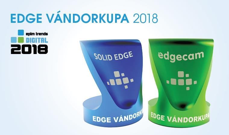 EDGE Vándorkupa 2018 – Enterprise PLM szakmai díj