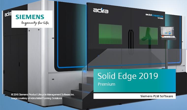 Solid Edge 2019 - CAD-től a digitalizációig