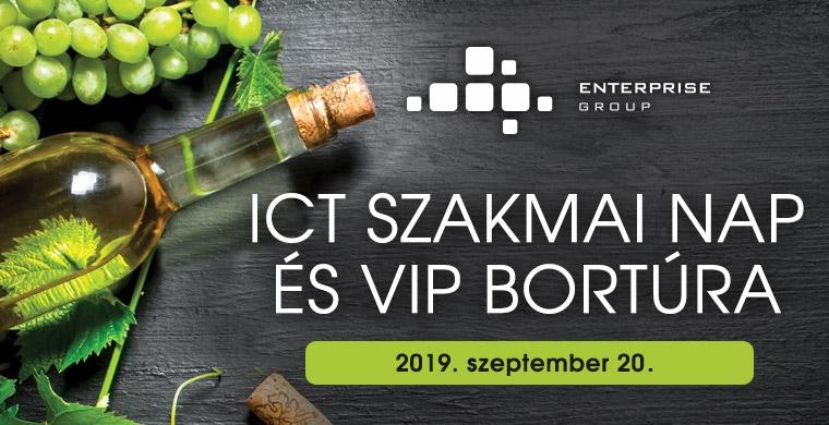 ICT SZAKMAI NAP ÉS VIP BORTÚRA