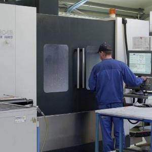 Az élelmiszeripari gépek gyártásában is hatékonyan használható az Edgecam