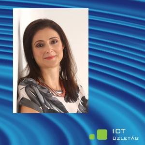 Új munkatárs az Enterprise Group csapatában - Korcsok Katalin vállalati ügyfelekért felelős kereskedelmi vezető, ICT üzletág