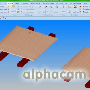 Alphacam 2016 R1 újdonságok