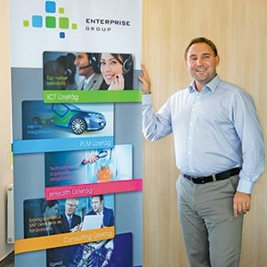 Átfogó szervezetfejlesztés az ICT üzletágnál: Interjú Juhász László üzletág igazgatóval
