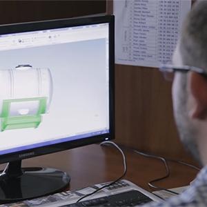 A Siemens Solid Edge tervezőszoftver bevezetése és használata a termelésben a Polyduct Zrt.-nél