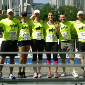 Nagyot futott az Enterprise Group Marathon Team