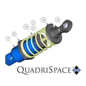 A QuadriSpace bejelentette 2016-os termékpalettáját, HTML5-alapú 3D-s dokumentum publikálás támogatással