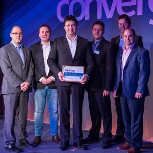 Az Enterprise Group vehette át a Siemens PLM legrangosabb európai elismerését