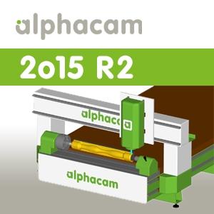Alphacam 2015 R2 – A számítógép nyújtotta lehetőségek teljes kihasználásával