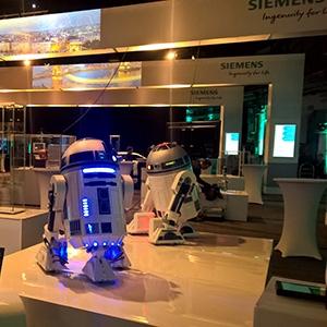 MyArtoo-val ünnepeltünk: 130 éve van jelen a Siemens Magyarországon