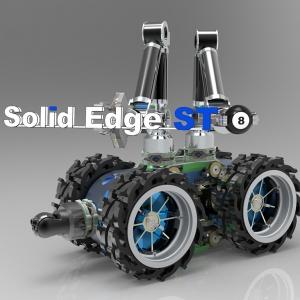 Tervezés határok nélkül – megjelent a Solid Edge új verziója