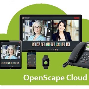 OpenScape Cloud - Unified Communications as a Service