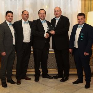 Újabb díjjal ismerték el az Enterprise Group PLM csapatának munkáját