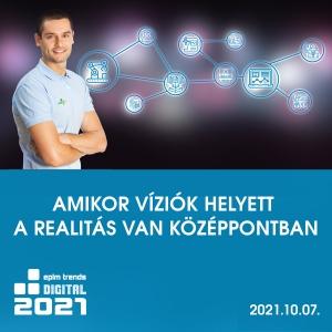 PLM TRENDS 2021 KONFERENCIA - Amikor víziók helyett a realitás van középpontban