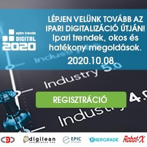 Tovább az ipari digitalizáció útján – EPLM Trends Digital 2020