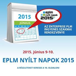 Az Enterprise PLM ingyenes szakmai rendezvénye